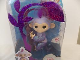 Fingerlings Glitter Kiki Interactive Monkey  image 2