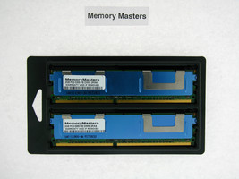 SESX2B1Z 4GB 2x2GB FBDIMM Memory Sun T5140 T5220 T6320 2RX4