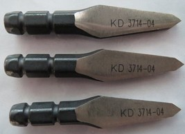 KD Tools 371404 Cape Chisel 4mm For Quick Change Chisel Set 3 Pieces - $4.46