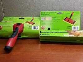 """Shur Line 9"""" Deck Pad 2004896 W Three 3 Extra Pad Refill, no Handle Sidi... - $27.71"""