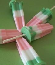 rocket ice cream soaps. set 5 - $10.00