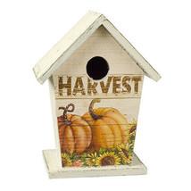 Darice Fall Birdhouse: 7 x 9 inches w - $20.99