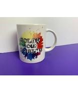 Color Stream 2016 Collection Color your Dreams 14oz Coffee Mug Cup C.R. ... - $5.93