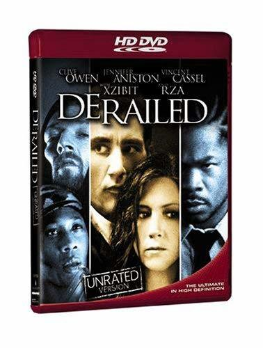 Derailed (Unrated) [HD DVD] [HD DVD]