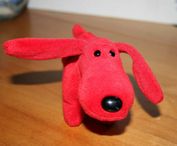Beanie Babies ROVER Doll Ty Beanie Baby Rover the Red Dog Beanbag Plush ... - $6.99
