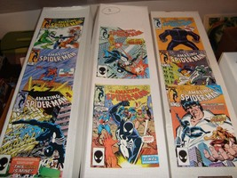 Amazing Spider-Man #266 - 273 Marvel Comic Book LOT  Of 8 1985-86 NM Con... - $34.19