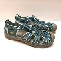 Keen Whisper Women's Sport Sandals Shoes Size 6 US EU 38 Waterproof Blue... - $52.46