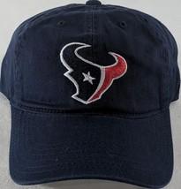LZ NFL Team Apparel Girl's One Size OSFA Houston Texans Baseball Hat Cap NEW i60 image 2
