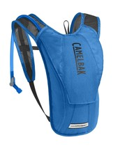 CamelBak HydroBak Hydration Pack, 50oz Carve Blue & Black Camping Hiking... - $48.99