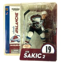 Joe Sakic 2004 McFarlane Toys Sportspicks NHL Series 9 Colorado Avalanche  - $14.80