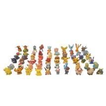 Bandai Lot of Pokemon Kids Finger Doll Puppet PVC Soft Vinyl Figures 60 ... - $59.40