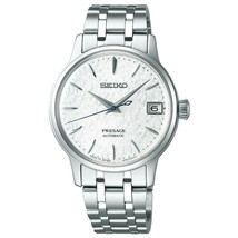 New Seiko Presage Cocktail Fuyugeshiki Womens Limited Edition Watch SRP843 - $594.60 CAD