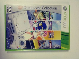 Dreamcast Collection (Microsoft Xbox 360, 2011) NEW & SEALED - $44.55