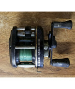 Used Daiwa Procaster PMF-1000 Baitcast Reel old fishing equipement tackle - $35.99