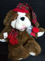 Digby & Dexter Plush Dog Stuffed Toy Vintage 1995  with Tags! - $17.99