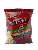 Parle Mazelo - Apple, Guava, Watermelon, Banana, Litchi flavoured Toffee... - $7.91