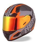 Motorcycle Helmet NENKI Dual Visor Full Face DOT Approved Helmets - $89.00