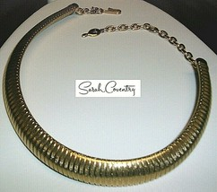 Vintage Sarah Coventry  Jewelry - #8461  Egyptian Choker - $18.02