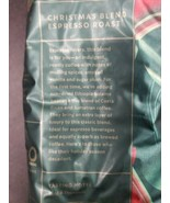 NEW Starbucks 2020 Christmas Blend Espresso Roast Whole Bean Coffee 1lbs - $18.95