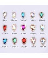 Crystals Ongles 3D Nail Stone Strass Nails Decorations New Arrive Korean... - $6.70