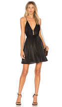 New Womens NWT Free People Dress Black Party Short 10 Adjustable Straps ... - $68.00