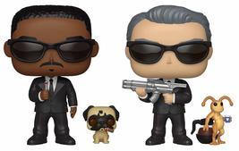 Funko POP Funko Pop! - Men in Black - Agent J & Frank and Agent K & Neeble - $18.00