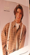 Matthew Lawrence Rider Strong Boy Meets World Poster Pinup Teen Clipping  - $4.94