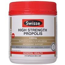Swisse Ultiboost High Strength Propolis 2000mg 210 Tablets (Australia Im... - $39.59