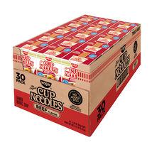 Nissin Cup Noodles Beef Flavor 2.25 oz 30 ct - $25.00