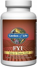 Garden of Life Joint and Tissue Support - FYI Joint Supplement with Chicken - $83.51