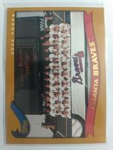 TOPPS2002CARD#643ATLANTA BRAVES - $0.99