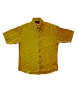 Men's Jackard Shirt Long Sleeve Scorpion Design Made in USA_Cowboy Weste... - €13,70 EUR
