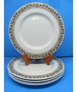 "Royal Doulton FIREGLOW Salad Plates 8"" Bundle of 5 - $28.42"