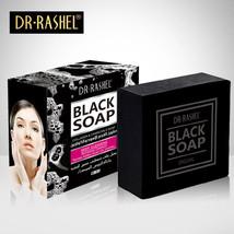 Dr.Rashel SOAP BAR Collagen Charcoal Black Soap Bar Dry Skin Moisturizer... - $26.18