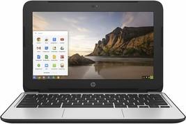 Hp ChromeBook11 G4 11.6 Inch Intel N2840 2.16GHz 2GB Ram 16GB Ssd Chrome Os - $38.60