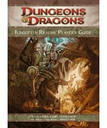 Dungeons & Dragons: Forgotten Realms Player's Guide- Roleplaying Game Su... - $58.68