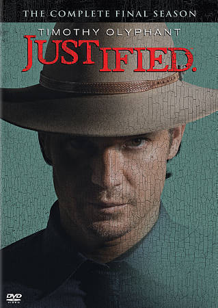 Justified - Complete Sixth Season 6 [DVD Set New] TV Series