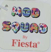 Fiesta A49886 Mod Squad 18 inch Multi Colored Polka Dots Cuddle Giraffe image 6