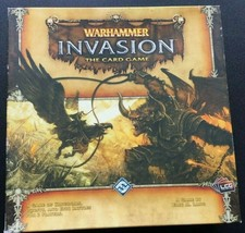 Warhammer Invasion - The Card Game - Never Played PLAYING PIECES SEALED ... - $58.75