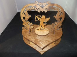 Cupid Music Box- Heart & Cupid Style- Personalized   Free Shipping - $79.00