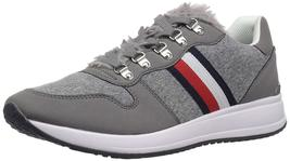 Tommy Hilfiger Women's Sport Athletic Lace-Up Fashion Fur Sneakers Shoes Riplee image 13