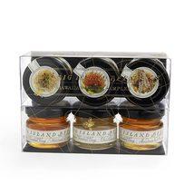 Mini Raw Honey Gift Set, Hawaiian Honey Sampler by Big Island Bees (1 oz... - $23.95