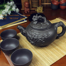 Smteapot Chinese Porcelain Tea Pot Kung Fu Tea Sets Ceramic - $35.95