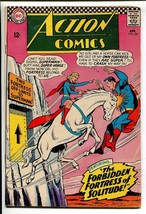 1966 DC Action #336 Superman Comet Supergirl Bi... - $9.99