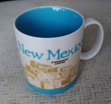 Starbucks 'New Mexico' Global Icon Series City Mug Rare! - €90,52 EUR