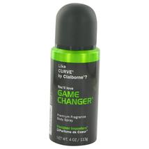 Designer Imposters Game Changer by Parfums De Coeur Body Spray 4 oz - $6.19