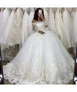 Gorgeous Dubai Ball Gown Wedding Dresses 2020 Vestido De Novia Princesa ... - $679.10
