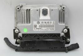 13 14 VOLKSWAGEN PASSAT 2.5L ECU ECM ENGINE CONTROL MODULE COMPUTER 0261... - $98.99