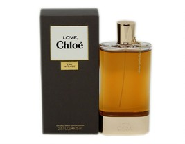 CHLOE LOVE EAU INTENSE EAU DE PARFUM NATURAL SPRAY 75 ML/2.5 FL.OZ. NIB - $148.01