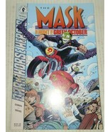 The Mask The Hunt For Green October # 2 1995 Dark Horse Comics - $1.25